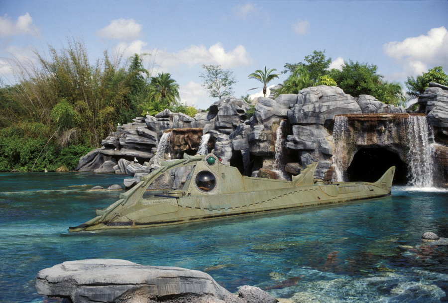 21 – Never Forget: Extinct Disney Attractions