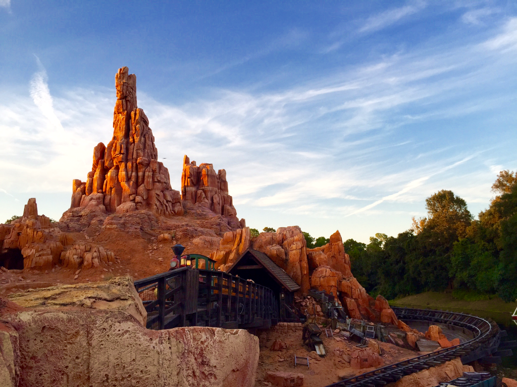 28 – Attraction Spotlight: Big Thunder Mountain Railroad