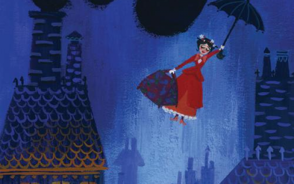 50 – What's Up With Mary Poppins?