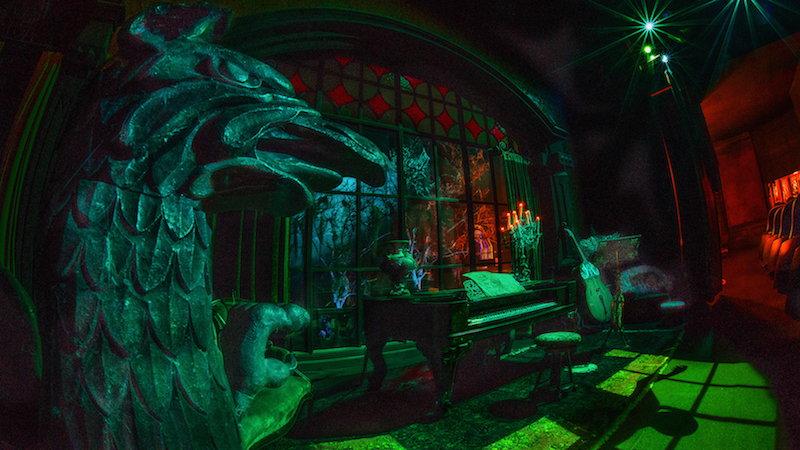 137 – Attraction Spotlight: The Haunted Mansion