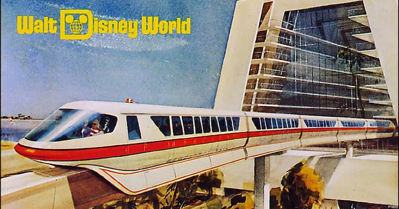 106 – Disney's Highway in the Sky: The Monorail Story