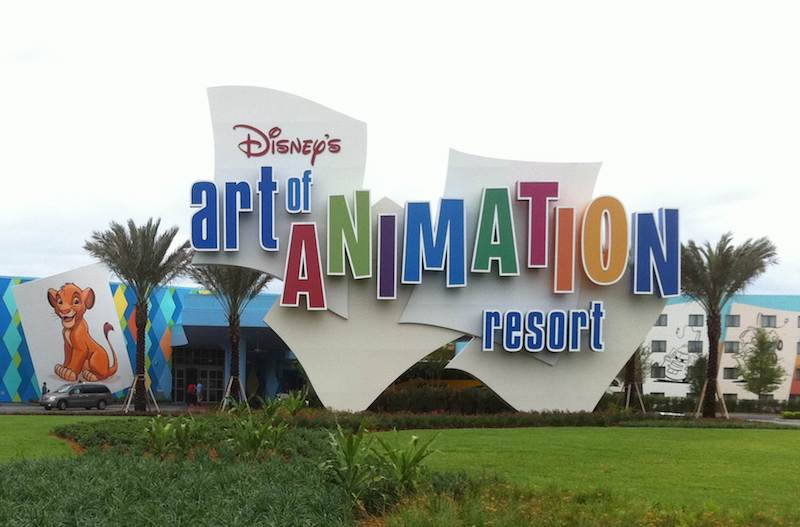 118 – Resort Spotlight: Disney's Art of Animation Resort