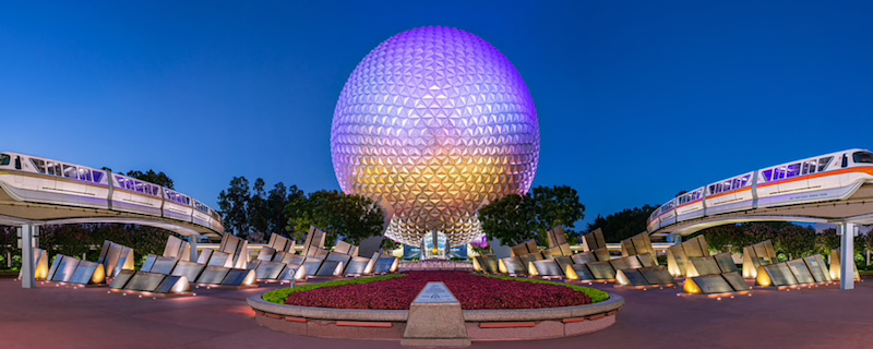 133 – Epcot is 35: Our Favorite Things about Epcot, Past and Present