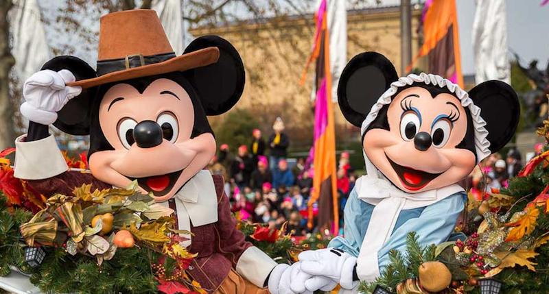 140 – Things We're Thankful for at Walt Disney World