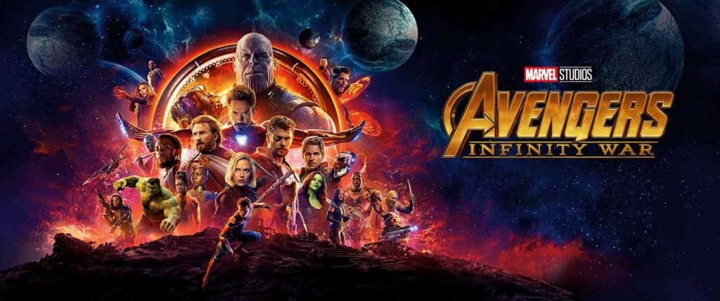 160 – Avengers: Infinity War (Non-Spoiler & Spoiler) Review & Discussion
