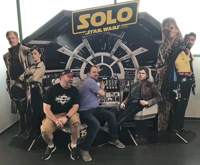 164 – Solo: A Star Wars Story (Non-Spoiler & Spoiler) Review & Discussion