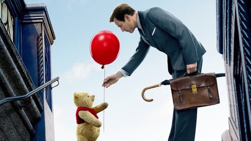 174 – Disney's Christopher Robin (Non-Spoiler & Spoiler) Review & Discussion